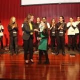 Iris recebe 2º prémio na modalidade Conto de Natal (2º Ciclo)