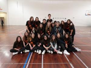 grupo 3XL competição em bragança