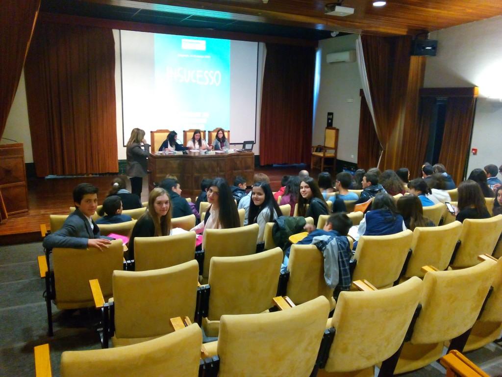 Parlamento dos jovens 1