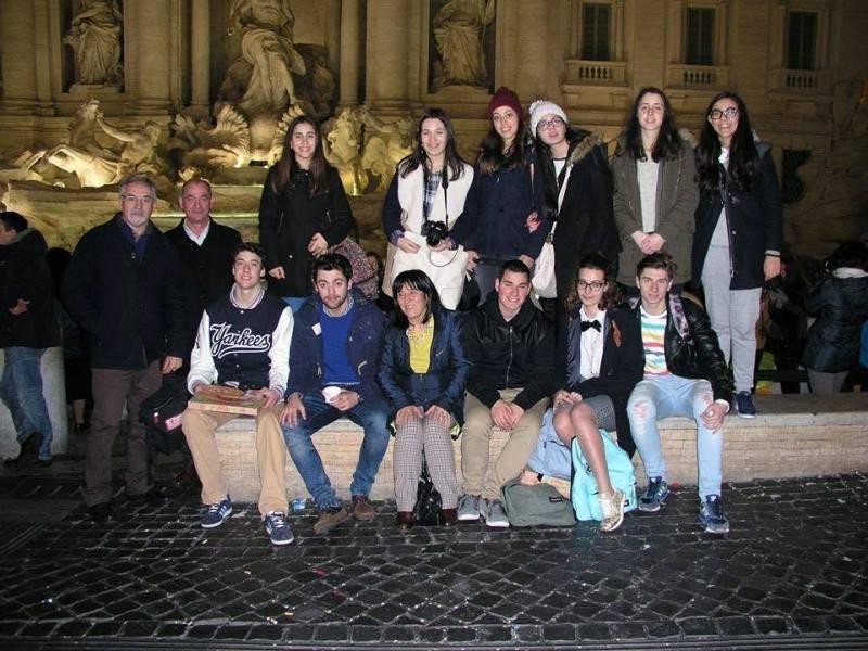 Fontana de Trevi - Roma
