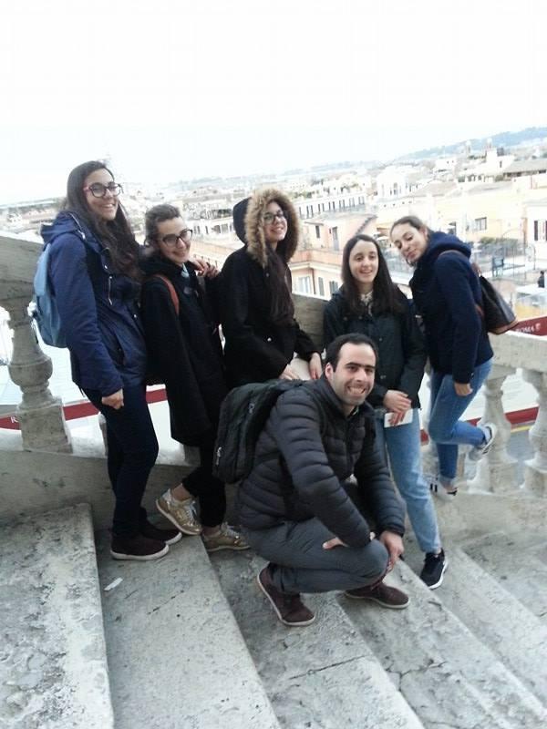 Praça de Espanha - Roma